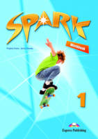 Spark: Workbook Student's (Greece) Level 1 (Paperback)