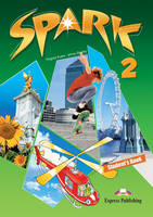 Spark: Student's Book (Greece) Level 2 (Paperback)