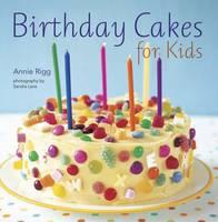 Birthday Cakes for Kids (Paperback)