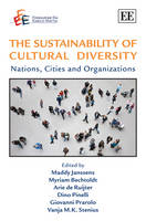 The Sustainability of Cultural Diversity: Nations, Cities and Organizations - The Fondazione Eni Enrico Mattei series on Economics, the Environment and Sustainable Development (Hardback)