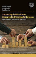 Structuring Public-Private Research Partnerships for Success: Empowering University Partners (Hardback)