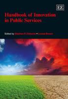 Handbook of Innovation in Public Services (Hardback)