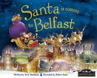 Santa is Coming to Belfast (Hardback)