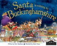 Santa is Coming to Buckinghamshire (Hardback)