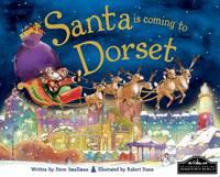 Santa is Coming to Dorset (Hardback)