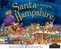 Santa is Coming to Hampshire (Hardback)