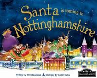 Santa is Coming to Nottinghamshire (Hardback)
