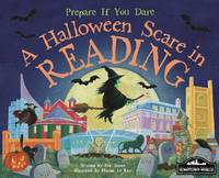 A Halloween Scare in Reading (Hardback)