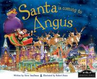 Santa is Coming to Angus (Hardback)