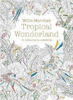 Millie Marotta's Tropical Wonderland Postcard Box