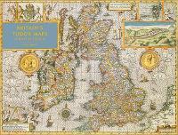 Britain's Tudor Maps: County by County (Hardback)