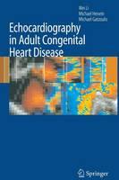 Echocardiography in Adult Congenital Heart Disease (Paperback)