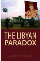 The Libyan Paradox (Hardback)