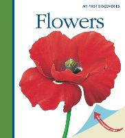 Flowers - My First Discoveries (Hardback)
