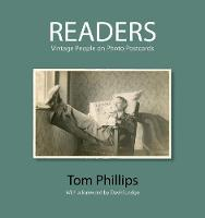 Readers: Vintage People of Photo Postcards - Photo Postcards from the Tom Phillips Archive (Hardback)