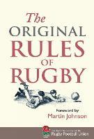 The Original Rules of Rugby - Original Rules (Hardback)