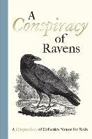 A Conspiracy of Ravens: A Compendium of Collective Nouns for Birds (Hardback)