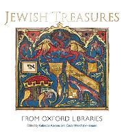 Jewish Treasures from Oxford Libraries (Hardback)