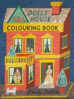 The Dolls' House Colouring Book (Paperback)