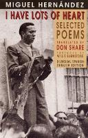 I Have Lots of Heart: Selected Poems (Paperback)