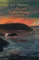 Collected Later Poems 1988-2000