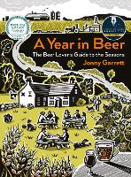 A Year in Beer (Paperback)