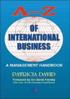 The A-Z of International Business: A Management Handbook (Paperback)