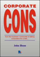 Corporate Cons (Paperback)