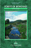 Walks in the Forest of Bowland: 30 short walks in an area of outstanding natural beauty (Paperback)