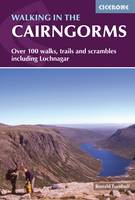 Walking in the Cairngorms: Walks, trails and scrambles (Paperback)