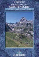 The Mountains of Montenegro: A Walker's and Trekker's Guide (Paperback)