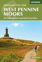 Walking on the West Pennine Moors: 30 walks around moorland Lancashire (Paperback)