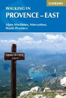 Walking in Provence - East: Alpes Maritimes, Alpes de Haute-Provence, Mercantour (Paperback)
