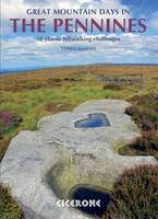 Great Mountain Days in the Pennines: 50 classic hillwalking routes (Paperback)