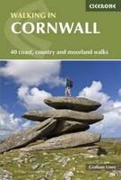 Walking in Cornwall: 40 Coast, Country and Moorland Walks (Paperback)