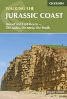 Walking the Jurassic Coast: Dorset and East Devon - The walks, the rocks, the fossils (Paperback)