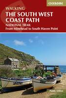 The South West Coast Path: National Trail From Minehead to South Haven Point (Paperback)