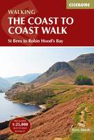 The Coast to Coast Walk: St Bees to Robin Hood's Bay (Paperback)