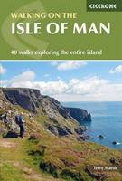 Walking on the Isle of Man: 40 walks exploring the entire island (Paperback)
