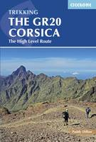 The GR20 Corsica: The High Level Route (Paperback)