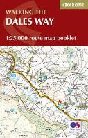 The Dales Way Map Booklet (Paperback)