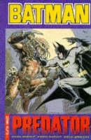 Batman vs Predator (Paperback)