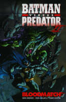 Batman vs Predator: Bloodmatch - Batman (Paperback)