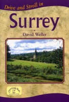 Drive and Stroll in Surrey - Drive & Stroll (Paperback)