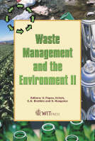 Waste Management and the Environment: II (Hardback)