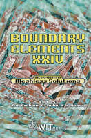 Boundary Elements: 24th - Advances in Boundary Elements v. 13 (Hardback)