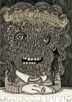 Cult Fiction: Art and Comics (Paperback)