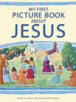 My First Picture Book About Jesus (Hardback)