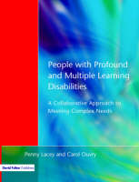 People with Profound & Multiple Learning Disabilities: A Collaborative Approach to Meeting (Paperback)