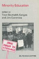 Minority Education: From Shame to Struggle - Multilingual Matters (Paperback)